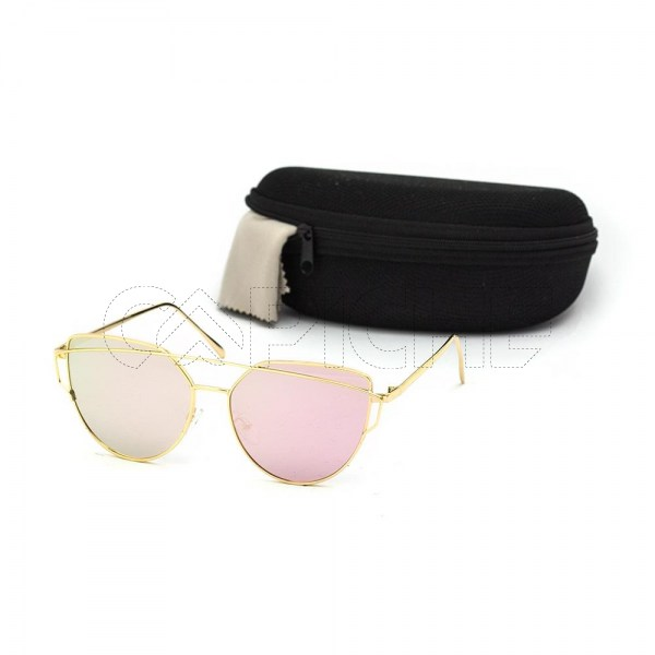 Óculos de sol Lovepunch Rosa