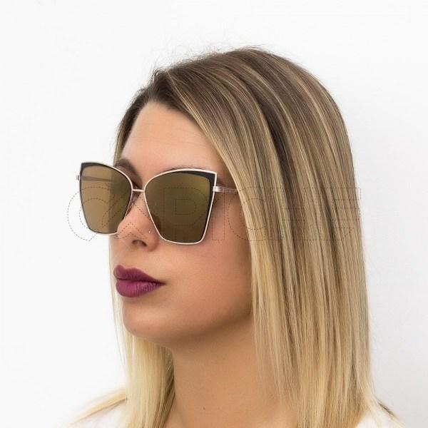 Óculos de sol Mecanic Castanhos