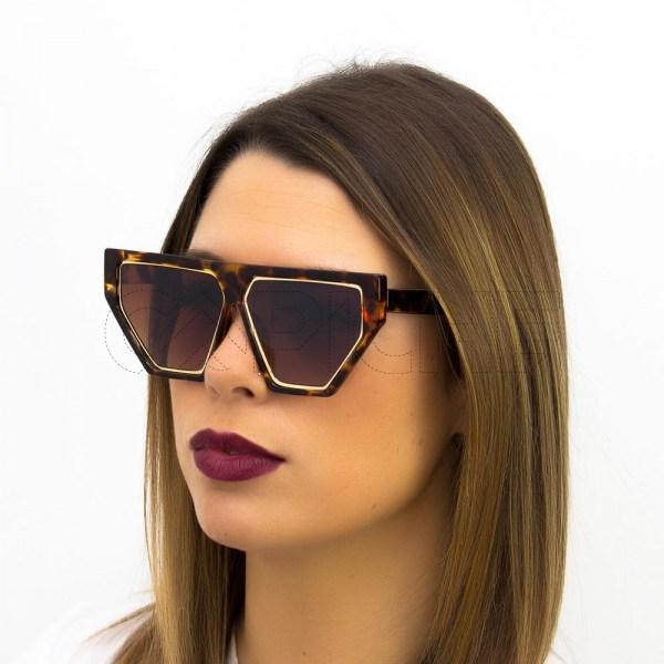Óculos de sol Violeta Brown
