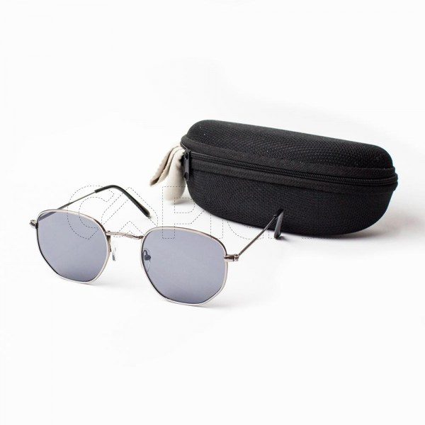Óculos de sol Exagon Silver