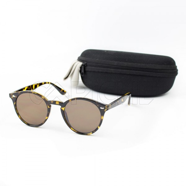 Óculos de sol Mex Leopard