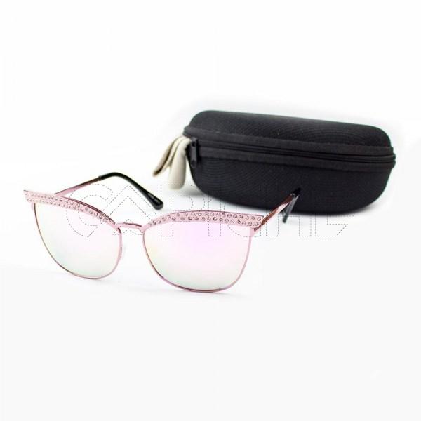 Óculos de sol Eyebrow Pink