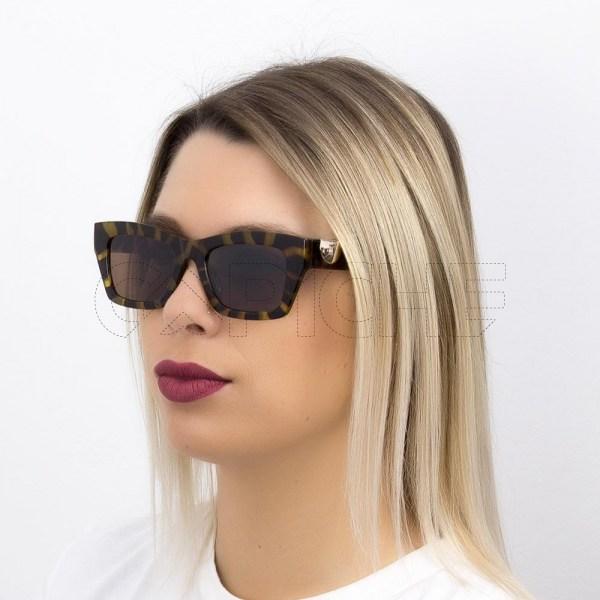 Óculos de sol Feline Brown