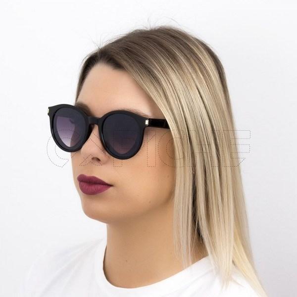 Óculos de sol Love Preto