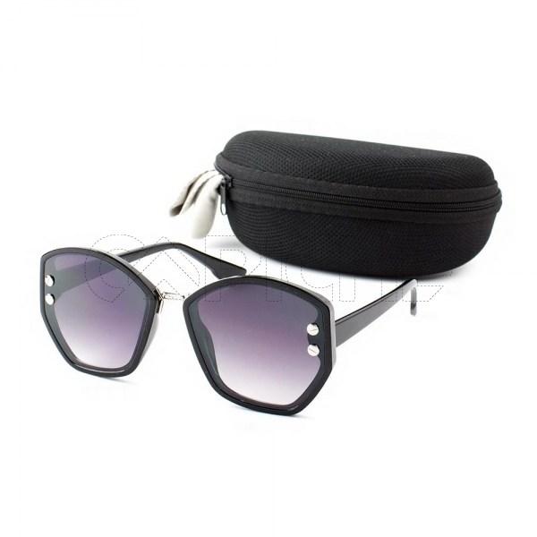 Óculos de sol Emo Preto
