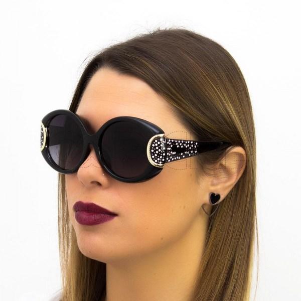 Óculos de sol Iris Black