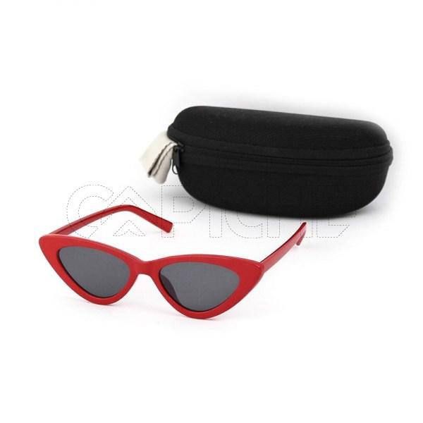 Óculos de sol Orquid Vermelho