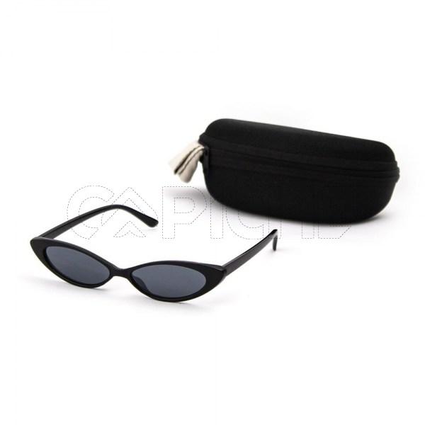 Óculos de sol Poly Preto