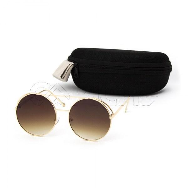 Óculos de sol Rosie Castanho