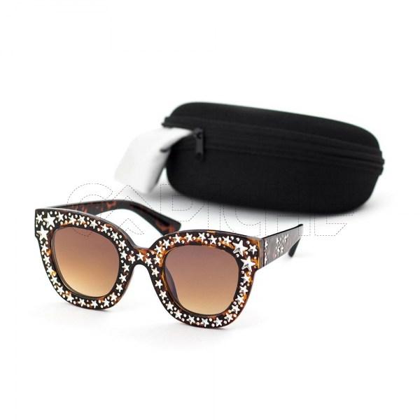 Óculos de sol Stars Brown
