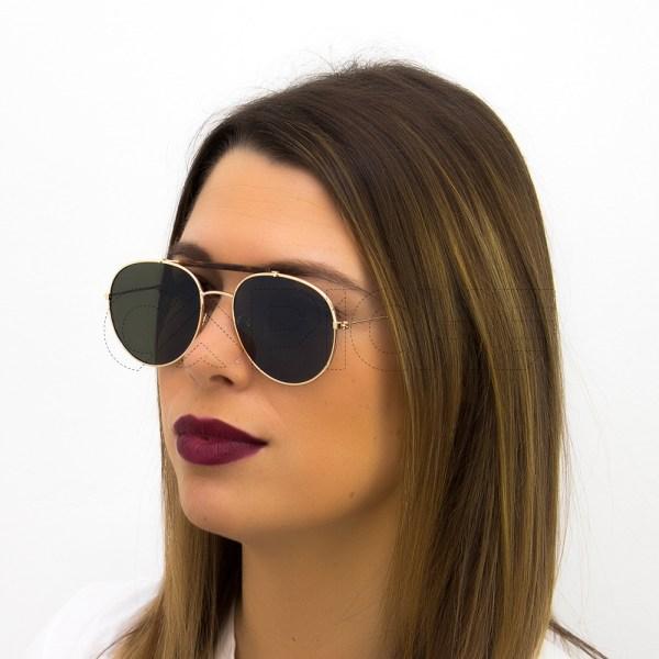 Óculos de sol Pen Verde