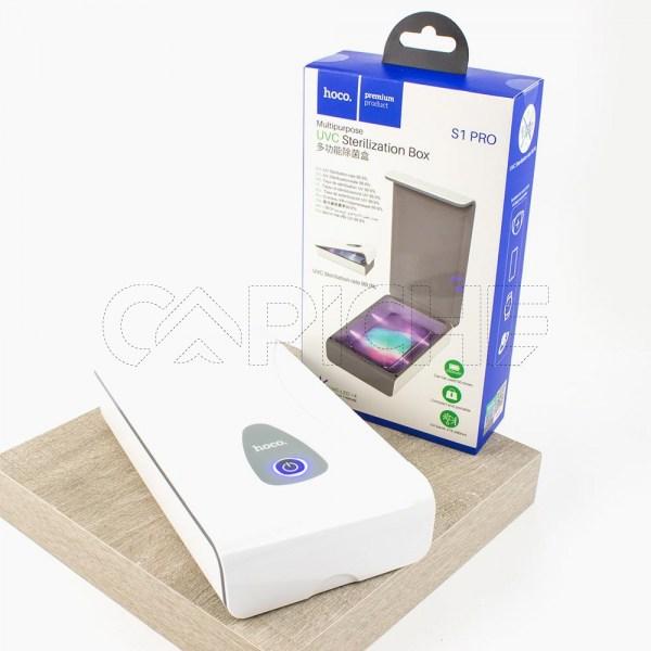 Caixa de desinfecção S1 PRO UV