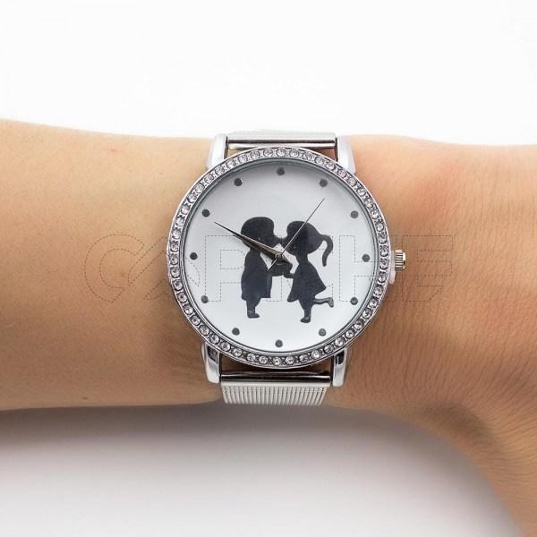 Relógio Beijo