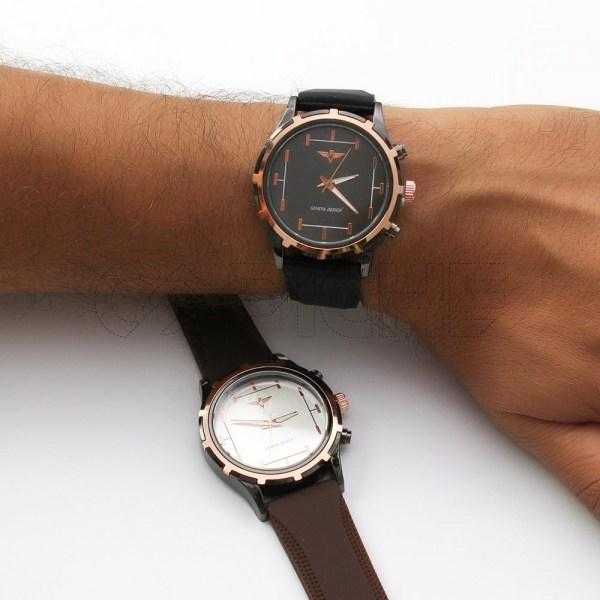 Relógio Metal David