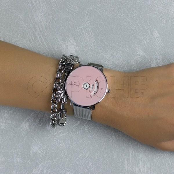 Relógio Acamar Pink