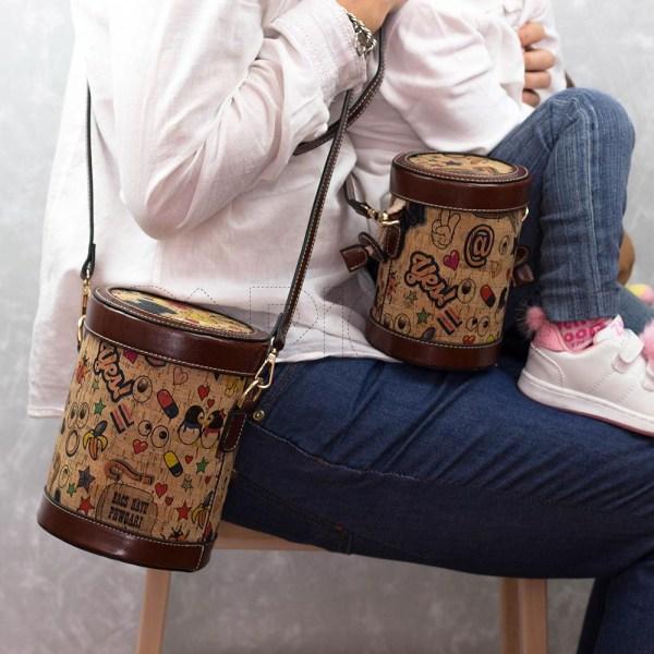Conjunto de malotes Drum PopArt