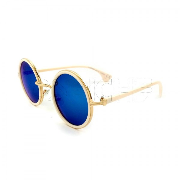 Óculos de sol Nerd White/Blue