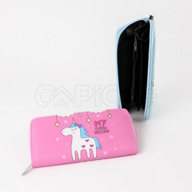 carteira Litlle unicorn