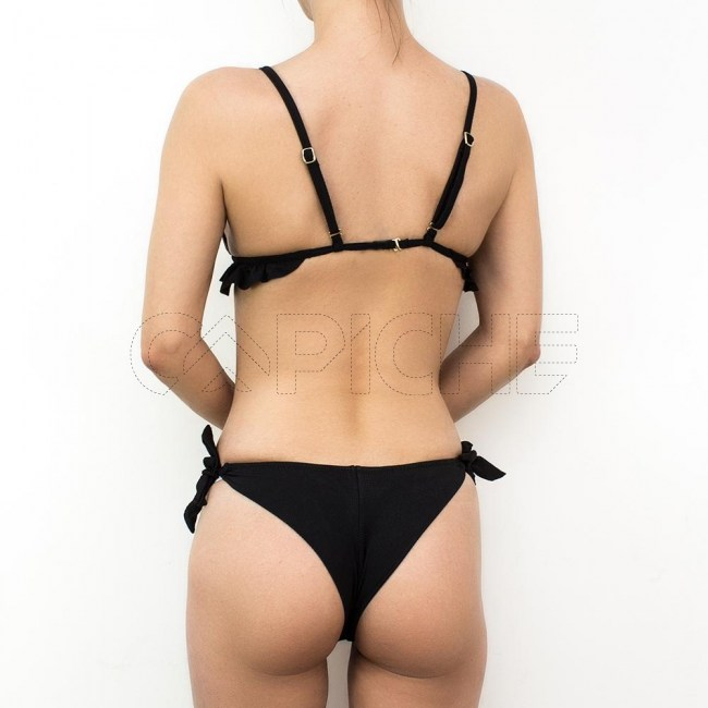 Bikini Fisher Preto