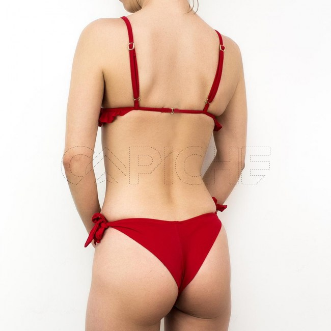 Bikini Fisher Vermelho