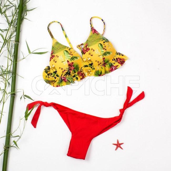 Bikini Maldiva Amarelo