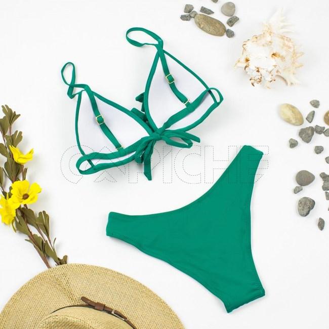 Bikini Hanalei Verde