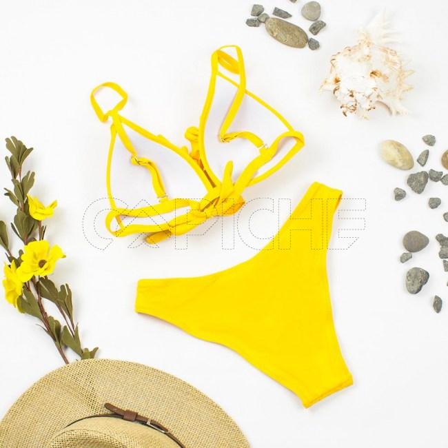 Bikini Hanalei Amarelo