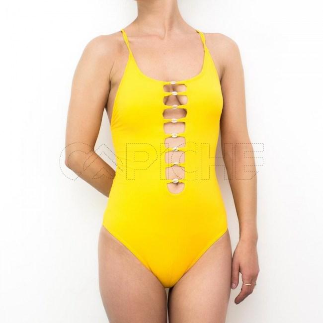 Bikini Buzios Amarelo