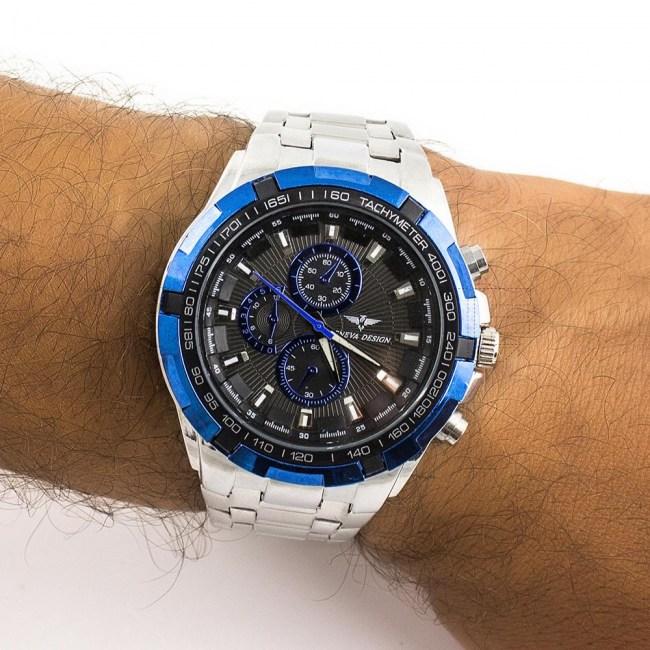 Relógio Fory Blue