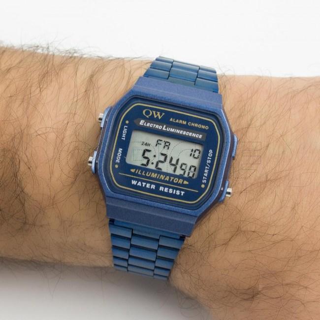 Relógio Digital Blue