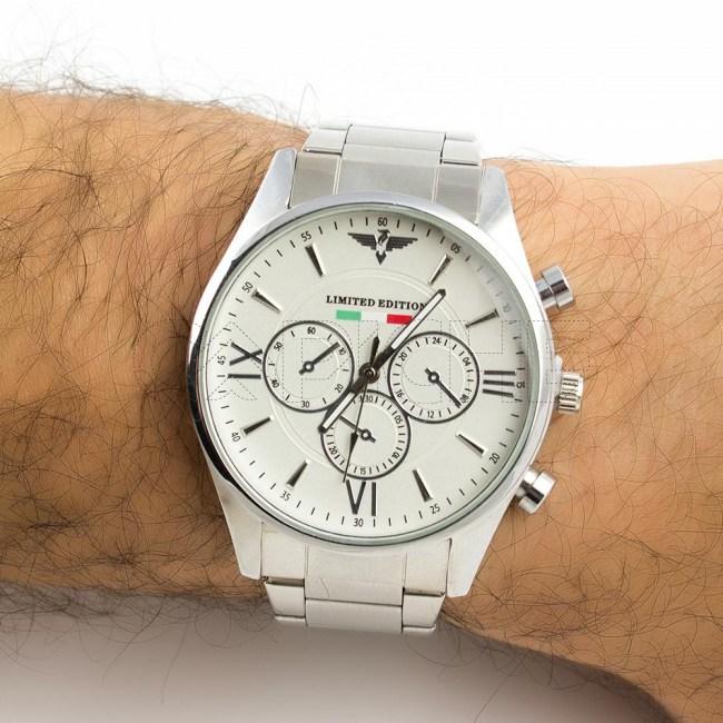 Relógio Libre white