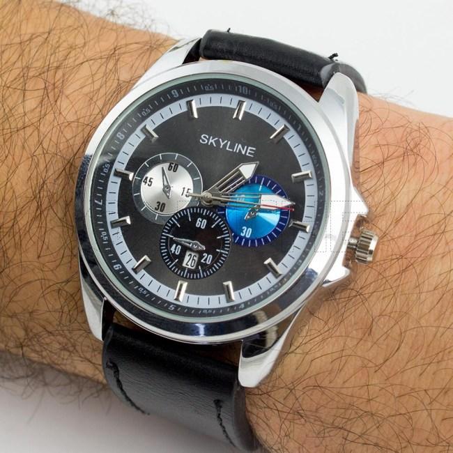 Relógio Curby black