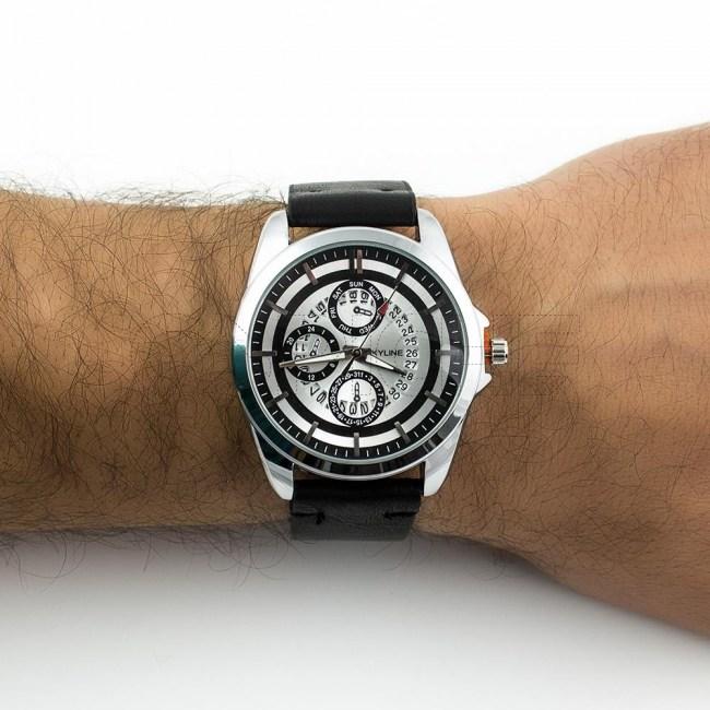 Relógio Fix Preto