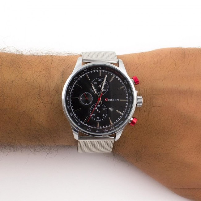 Relógio Cure