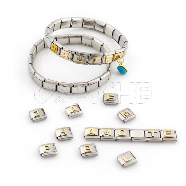 Simbolo para Bracelete Abecedário