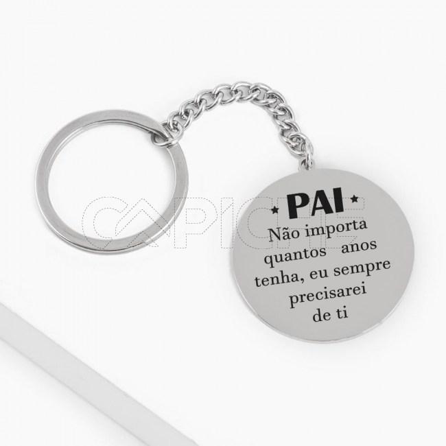 Porta chaves Pai
