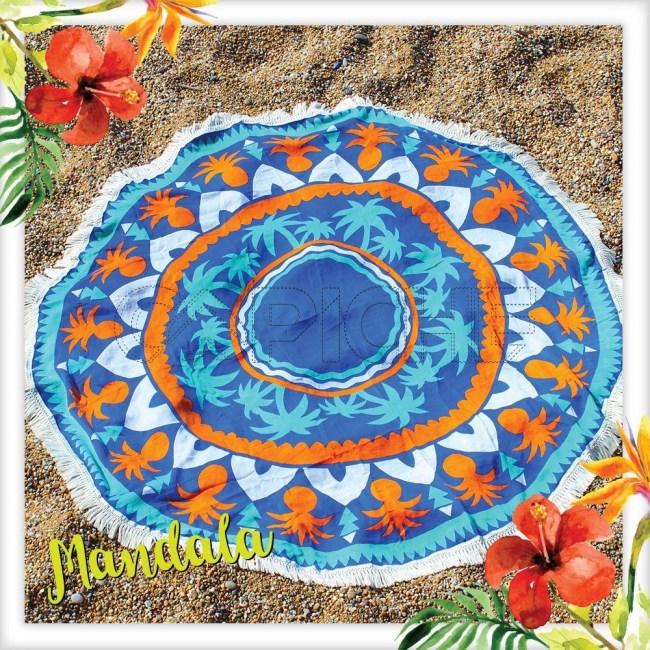 Mandala tropical Canga