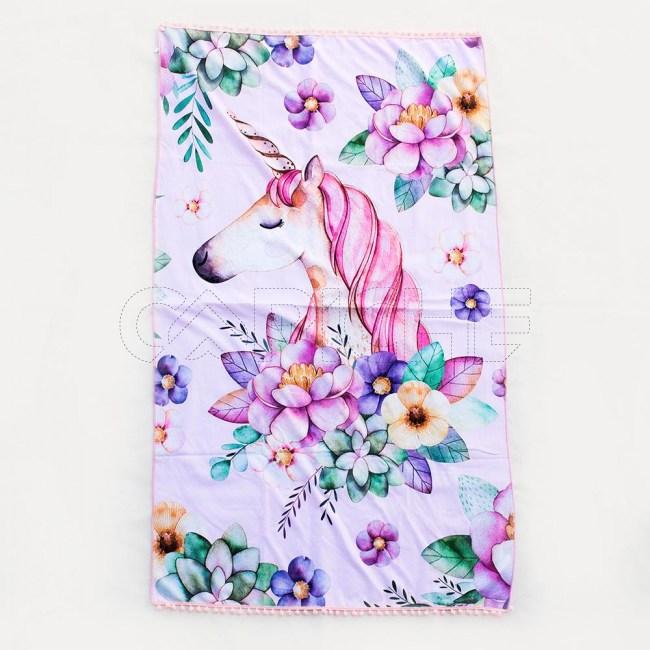 Toalha Unicorn