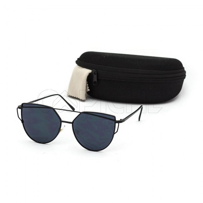 Óculos de sol Lovepunch Preto