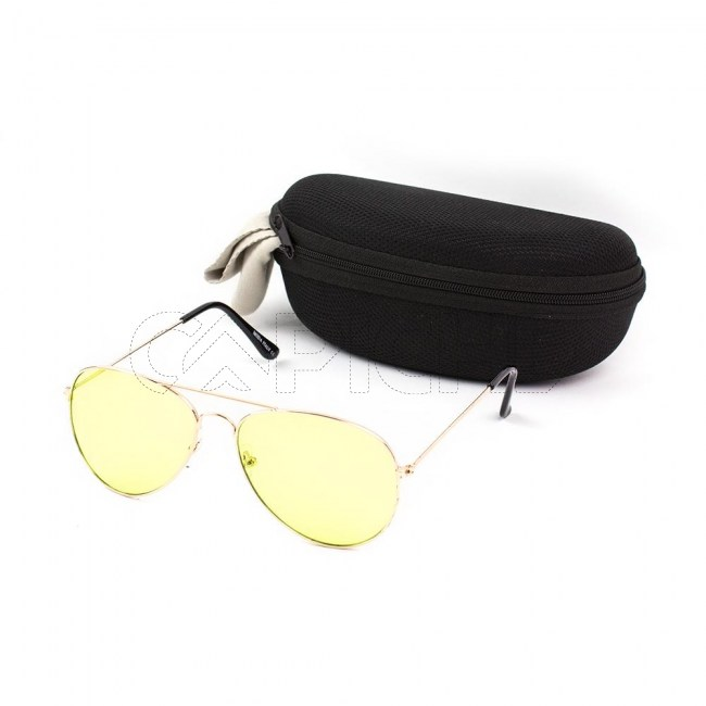 Óculos de sol Aviator colors Lima