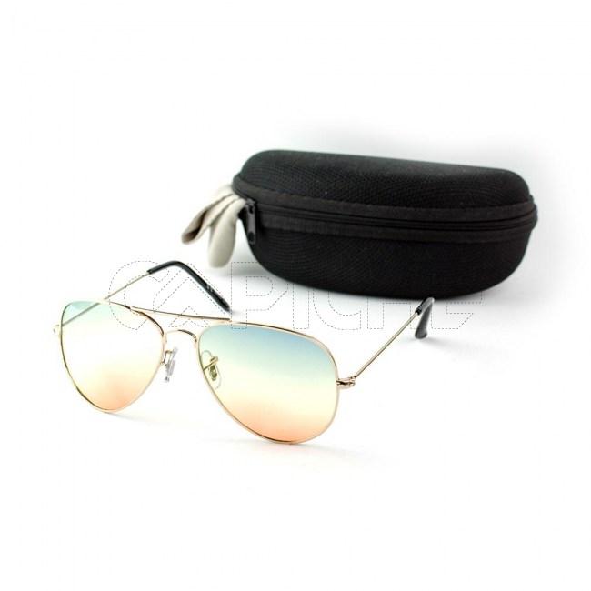 Óculos Esteticos Aviator Sun