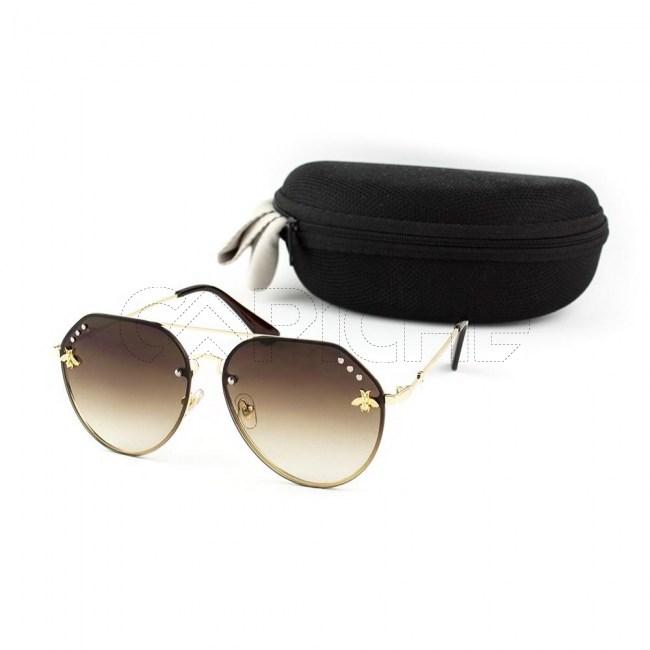 Óculos de sol Ori castanho