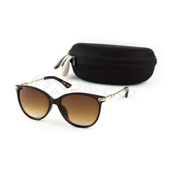 Óculos de sol Brilho Castanhos