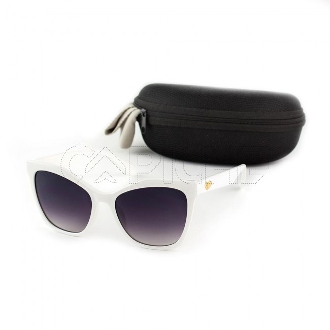 Óculos de sol Marie Brancos