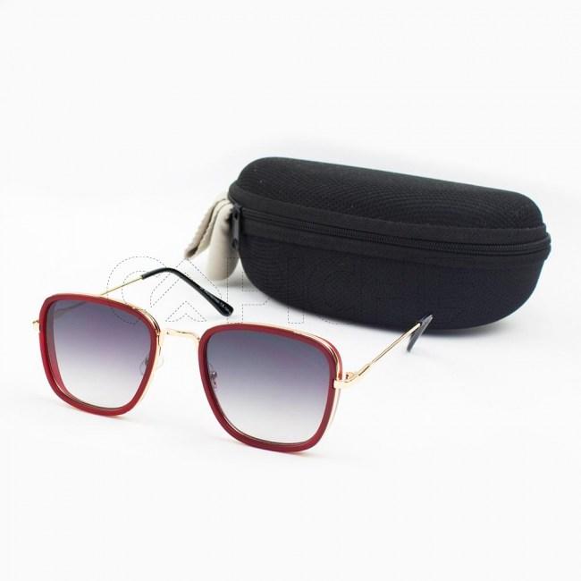 Óculos de sol Lowsen Red