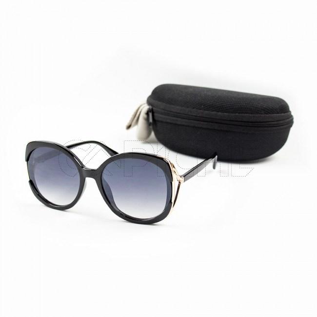 Óculos de sol Glam Black