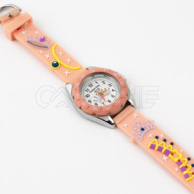 Relógio Criança Princesa