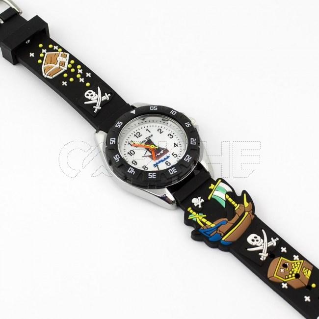 Relógio Criança Piratas