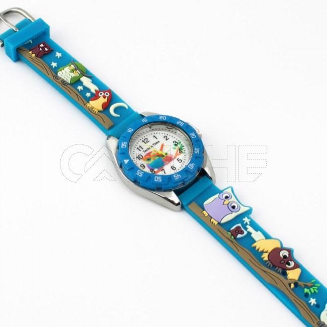 Relógio Criança Coruja