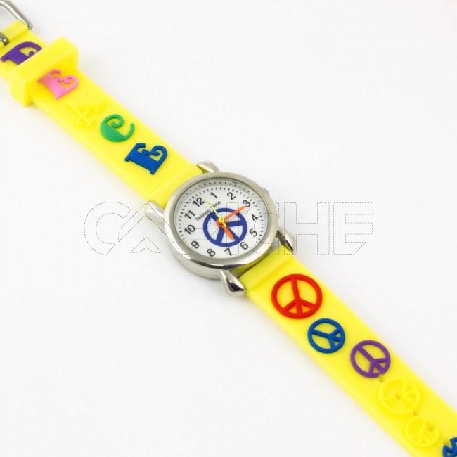 Relógio Criança Hippie